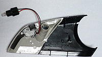 Левый сигнал поворота (повторитель) в зеркале Шкода Октавия А5 до 2008 Фольксваген Поло с подсветкой ног, фото 1