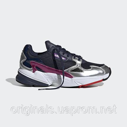 Женские кроссовки Adidas Falcon W CG6213  , фото 2