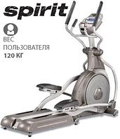 Орбитрек Spirit CE800 для спортзала и дома, Эллиптический тренажер, Электромагнитный, с генератором