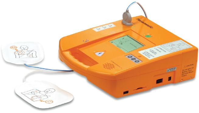 Дефибриллятор Paramedic CU-ER1