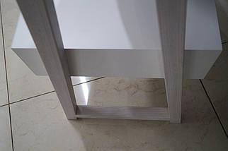 Зеркало напольное с тумбой для хранения, фото 3