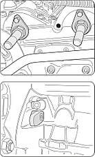 Набор фиксаторов распредвала VW, SEAT, SKODA YATO YT-06012, фото 3