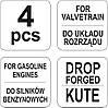 Набор фиксаторов распредвала VW, SEAT, SKODA YATO YT-06012, фото 2
