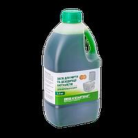Жидкость для биотуалета Кемпинг верхний бак 1,6 л