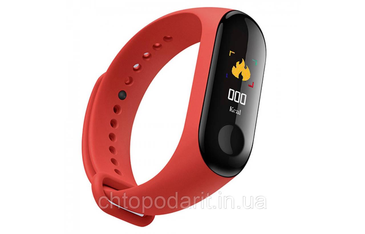 Фитнес браслет Smart Band M3 - красный