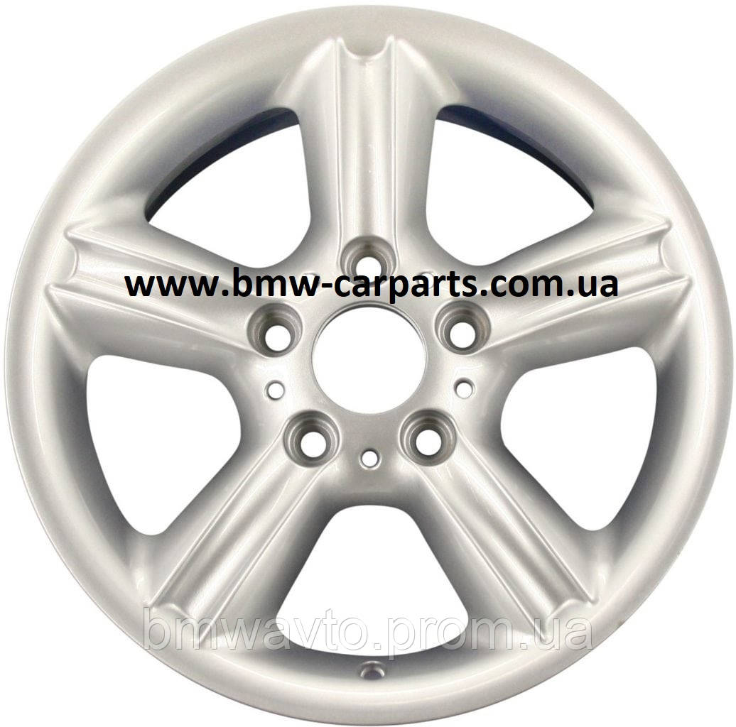 Литой диск BMW Star Spoke 55