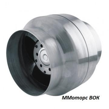 Вентилятор высокотемпературный для бань и саун, MMotors BOK 150/100 (+150)
