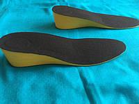 Стельки для женщин в обувь для увеличения роста на 5 см.