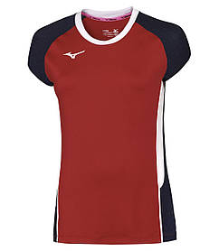 Футболка волейбольная Mizuno Premium High-Kyu Tee (W) v2ea7202-62