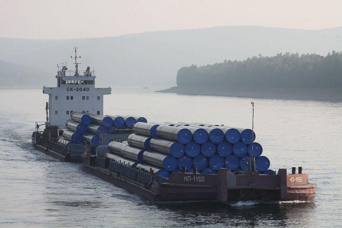 Перевозка по воде: генеральные грузы