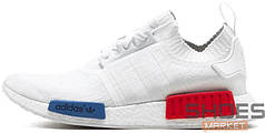 Женские кроссовки Adidas NMD R1 VINTAGE WHITE/LUSH RED S79482, Адидас НМД