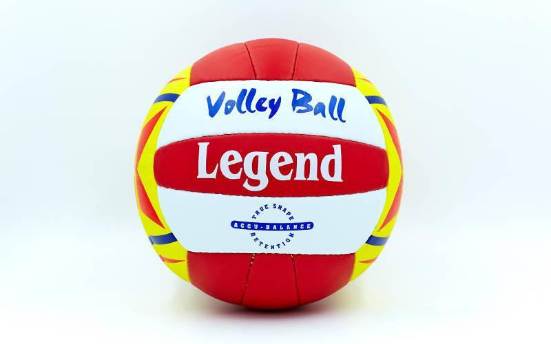 Мяч волейбольный PU LEGEND LG5188