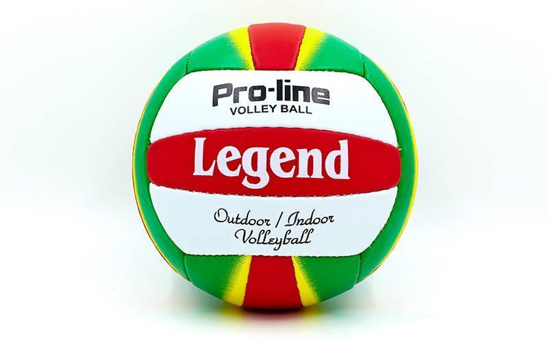 Мяч волейбольный PU LEGEND LG5189