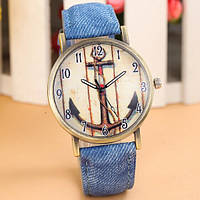 Часы женские Ancora blue (синий)