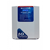 Стабилизатор напряжения 5 кВт однофазный  Укртехнология НСН-5000 Optimum (HV)