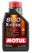 MOTUL Масло моторное 5W40 X-Cess (1L)