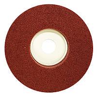 Круг абразив-пена для УШМ, СКОТЧ-БРАЙТ, зерно Р80, 125х22 мм, бордовый (SB-Р80B)