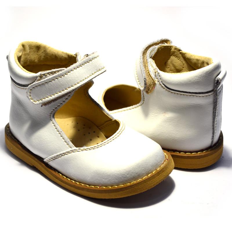 Туфельки ортопедичні дитячі Wik Білі 13-30 (4)