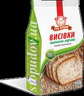"""Отруби пшеничные """"Сто пудов"""", 300г"""