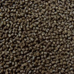 Pellets пеллетс Black Premium Halibut (премиум класcа) 6мм 1кг