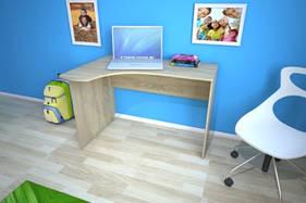 Стіл кутовий. Дитяча меблі. Дитячий стіл