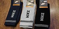 """Мужские высокие стрейч. носки в стиле""""Nike""""Турция, фото 1"""