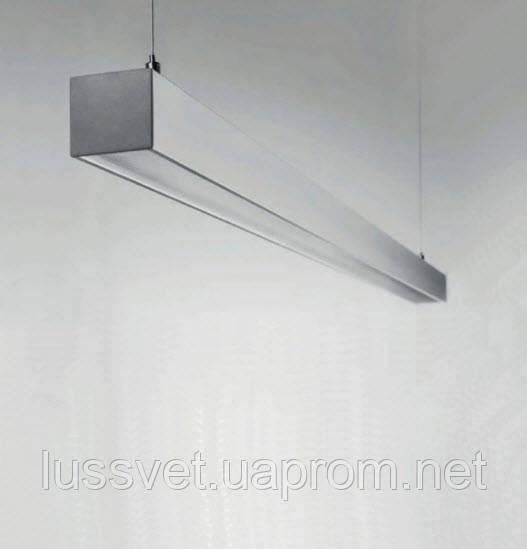 Светильник линейный подвесной на тросах 20W Mycom 250mm