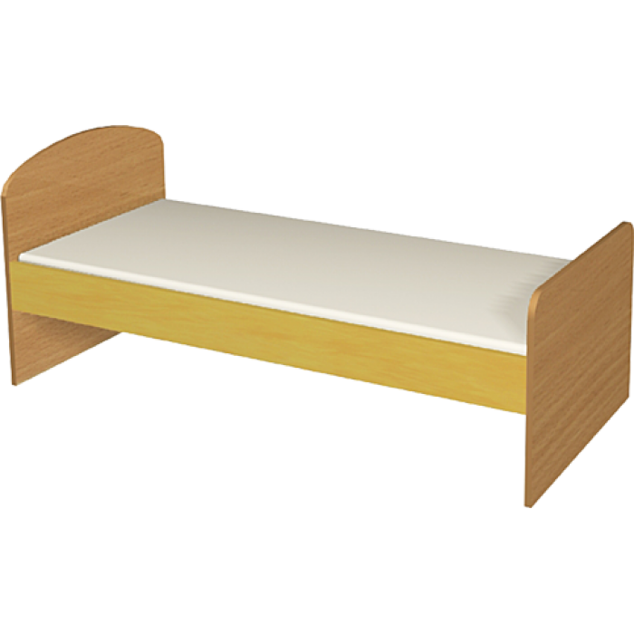Ліжко. Меблі для школи. Меблі для дитячого садка