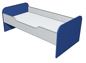 Ліжко з бортиками. Меблі для школи. Меблі для дитячого садка