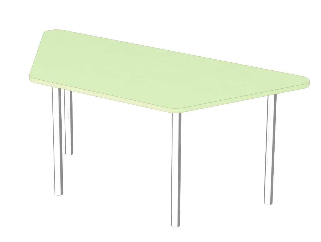 Стол трапеция. Мебель для школы. Мебель для детского сада