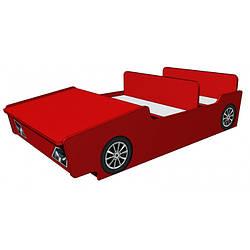 """Ігрова стінка 07 """"Машинка"""". Меблі для школи. Меблі для дитячого садка"""