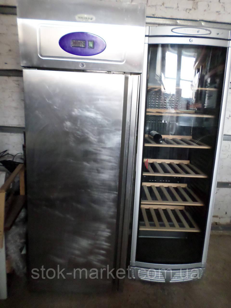 Рыбный холодильный шкаф Tefcold RKS 600 FISH