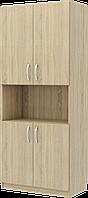 Шкаф для документов закрытый, офисная мебель