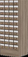 Шкаф-каталог (40 ячеек), мебель