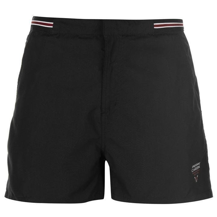 Мужские короткие черные шорты Pierre Cardin YD Waistband оригинал