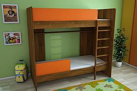 Ліжко двоярусне, Дитячі меблі, Дитяче ліжко