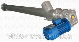 Труба 219 мм, длина 12 м, мотор-редуктор 7,5 кВт