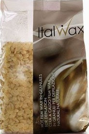 Віск в гранулах ItalWax Натуральний 1 кг