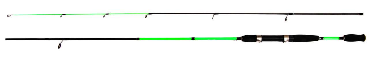 Спиннинг штекерный Feima Spin Green 2.10m 3-15g, фото 2