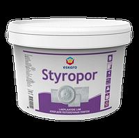 Клей для стиропора (багет, карнизов и потолочных плиток) ESKARO Styropor, 3кг