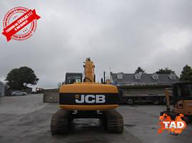Гусеничный экскаватор JCB JS220LC (2011 г), фото 3