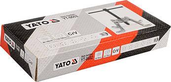 Универсальный съемник для тормозных дисков и барабанов YATO YT-0602, фото 2