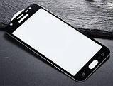 Full Glue захисне скло для Samsung Galaxy J3 2017 ( SM-J330 ) - Black, фото 2