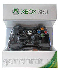 Джойстик - геймпад Xbox 360 Controller беспроводной (оригинальный) New