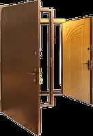 Вхідні Двері Метал - МДФ
