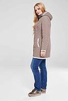 Модная стеганая женская куртка (р.48-64)