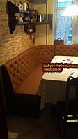 Кухонный уголок Ренессанс обивка экокожа, фото 1