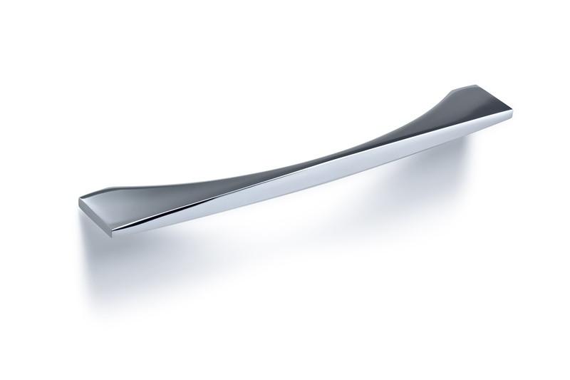 D-1006-192 CP Ручка для меблів полірований хром