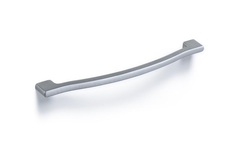 D-1019-128 MOC Ручка для меблів матовий старий хром