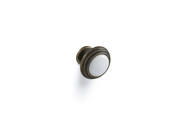 D-1025-33 MAB Ручка для меблів матова антична бронза
